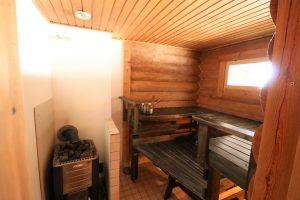 Ulappa sauna