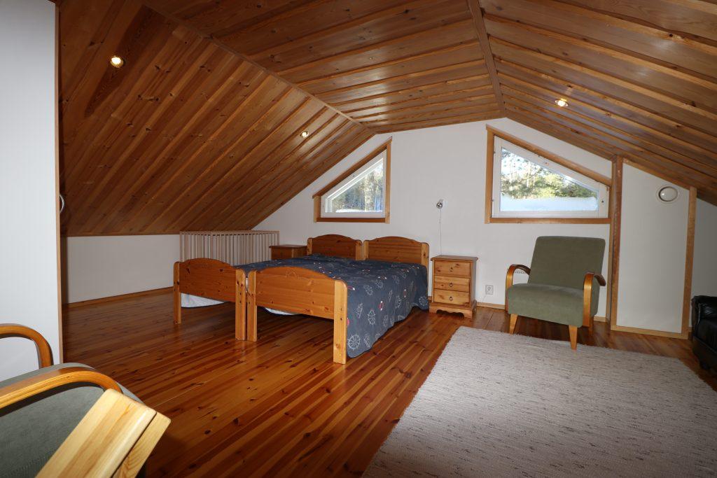 Lahukka sleeping loft