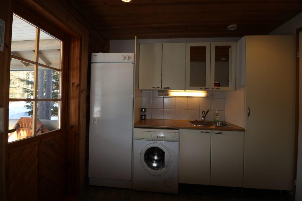 Lahukka utility room