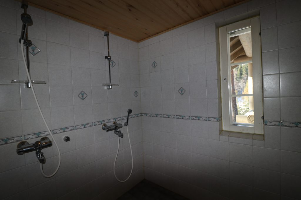 Lahukka washroom